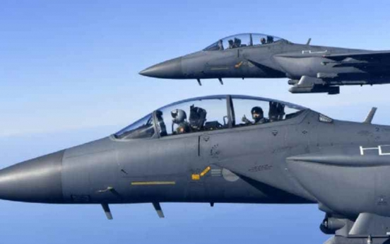 S. Korea joins US, Japan for Red Flag Alaska air drills