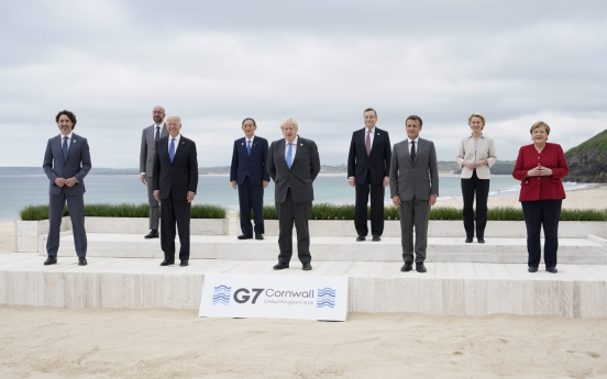 G-7 welcomes Washington's diplomacy towards Pyongyang: communique