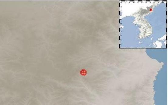 2.5 magnitude natural quake hits N. Korea's northeastern region: KMA