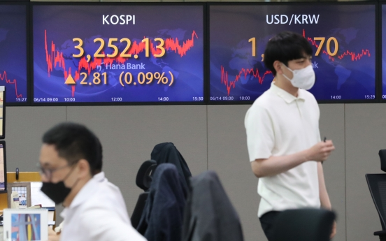 Seoul stocks hit all-time high amid expectation of dovish stance from US Fed
