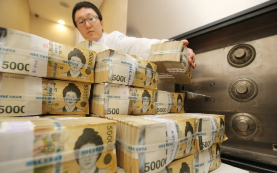 South Korea's financial system at risk over fast-growing household debt