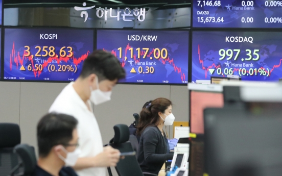 Seoul stocks close at all-time high ahead of Fed meeting