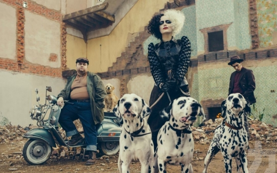 'Cruella' becomes 5th movie to top 1m admissions in S. Korea this year