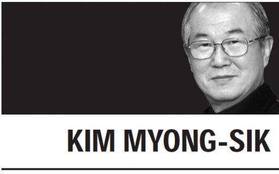[Kim Myong-sik] New age of politics calls for high morality