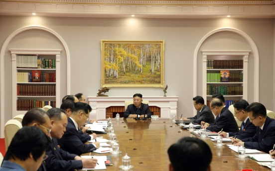 NK holds key party meeting for second day with focus on economy