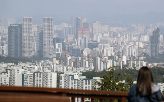 S. Korea to place policy priority on increasing home supply: minister