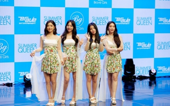 [Today's K-pop] Brave Girls are ready for summer