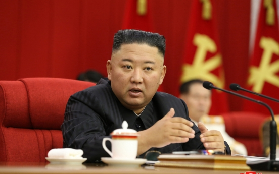 Kim says N. Korea should be ready for both dialogue, confrontation with US