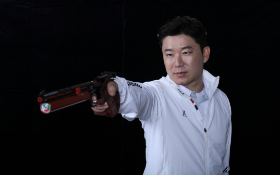 Fueled by retirement talks, shooting legend takes aim at record-breaking medal in Tokyo