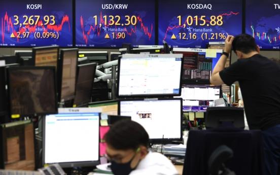 Seoul stocks rebound on hopes of economic recovery
