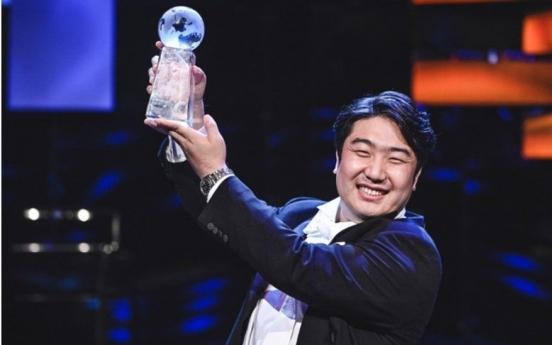 Baritone singer Kim Gi-hoon wins BBC Cardiff Singer of the World competition