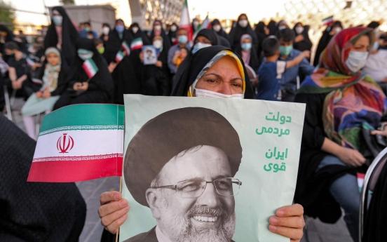 'Dawn of new era': Iran's ultraconservatives hail Raisi win