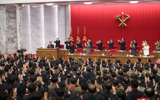 S. Korea hopes for resumption of talks with N. Korea after Kim's mention of dialogue