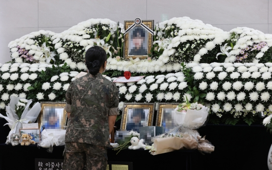 [Newsmaker] Most victims of military sexual violence are low-ranking personnel