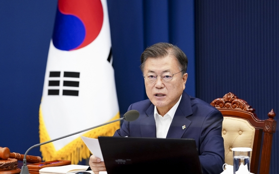 Moon undecided on attending Tokyo Olympics