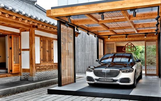 Mercedes-Benz Korea launches its most luxurious sedan, Maybach S-class