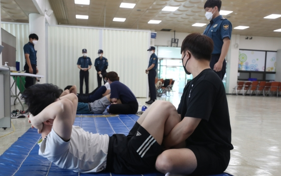 [Newsmaker] Police to remove gendered requirement for physical test