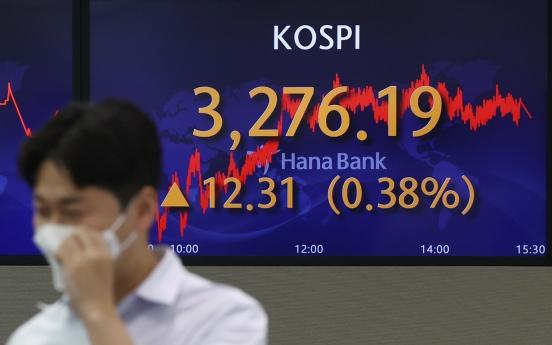 Korea looks to new era as market value nears W3,000tr