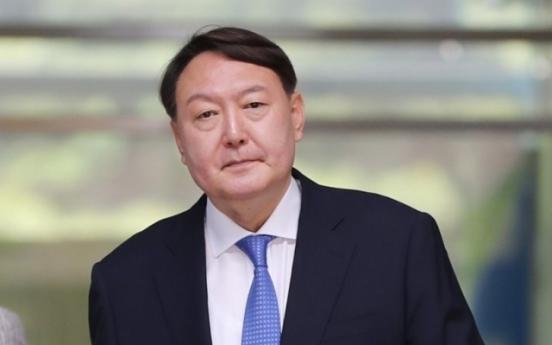 Ex-Prosecutor General Yoon Seok-youl to declare presidential bid Tuesday