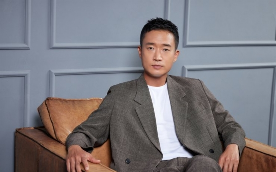 [Herald Interview] Actor Jo Woo-jin says he was worried about playing title role in 'Hard Hit'
