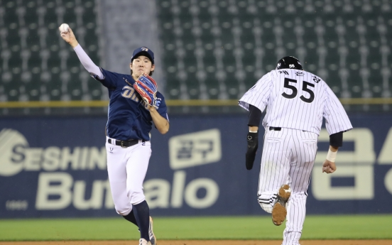2 nat'l baseball team players stuck in KBO minor league with Olympics fast approaching