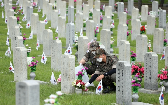 S. Korea holds 71st Korean War anniversary event for first time in Busan