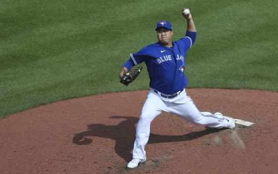 Bullpen session pays off as Blue Jays' Ryu Hyun-jin regains changeup command
