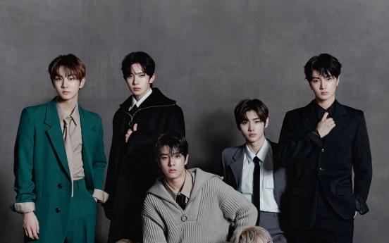 Fashion brand Ami taps K-pop group Enhypen as global ambassador