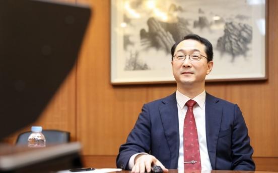 Deputy FM Kim Gunn appointed as new ambassador to Britain