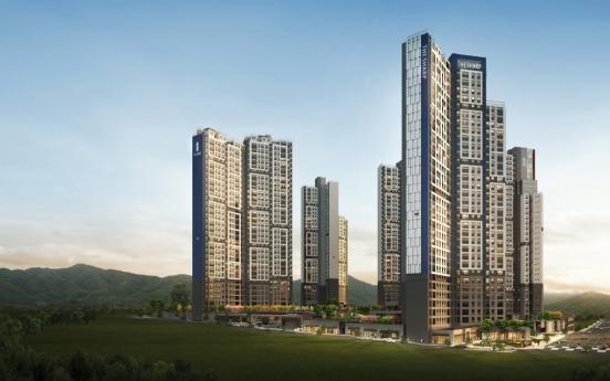 Posco E&C to start sales of the Sharp Gwangyang Bay Cent in July