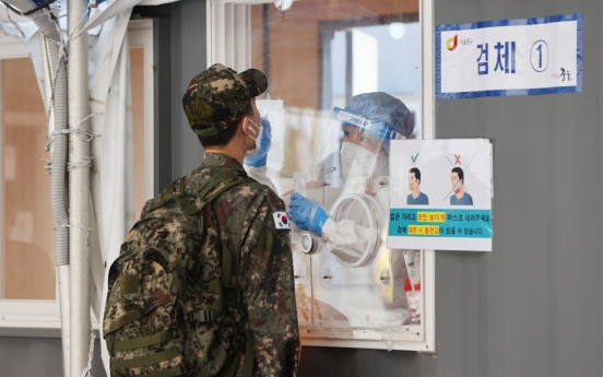 Military general tests positive for COVID-19 in 1st such case