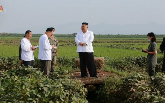 UN provided $5.9m to North Korea to tackle food shortages