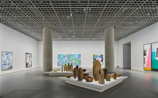 Amorepacific Museum of Art shows more of contemporary art collection