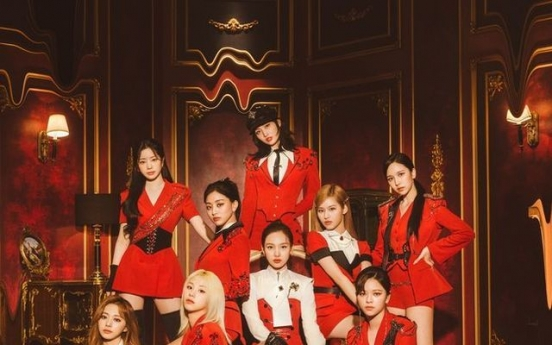 [Today's K-pop] Twice tops Japan charts with prerelease