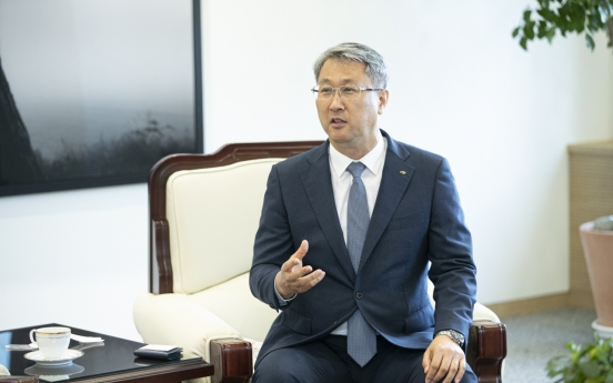 [Herald Interview] K-water in charge of CO2-free energy for manufacturers
