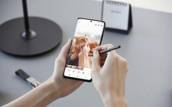 Samsung's Galaxy S21 Ultra wins best smartphone award at MWC 2021