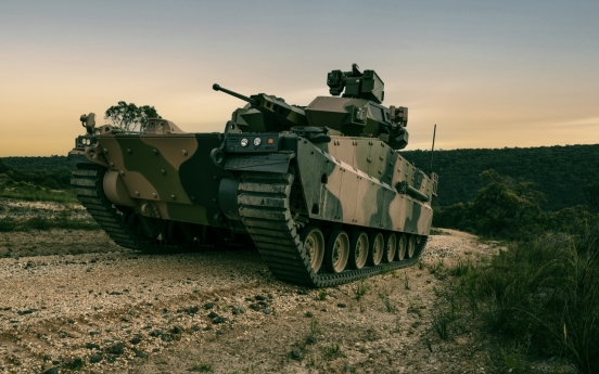 Army to test-run advanced armored vehicle Redback for possible deployment