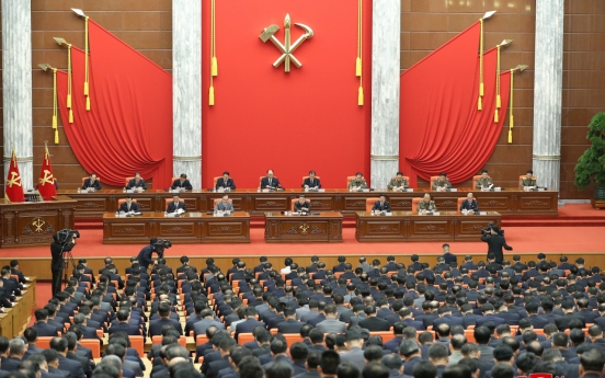NK leader appears to have reshuffled top officials at recent politburo meeting: official