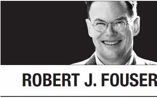 [Robert J. Fouser] An early look at 2022 election