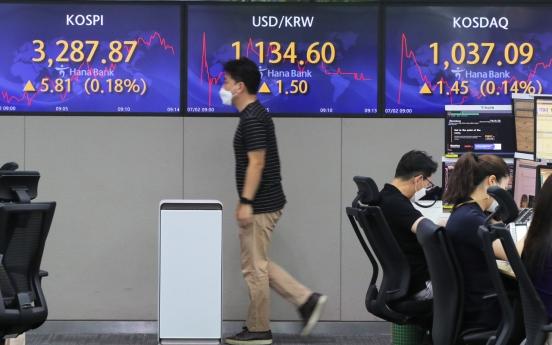 Seoul stocks rise on Wall Street gains