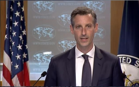 US awaits constructive response from Pyongyang for dialogue: State Dept.