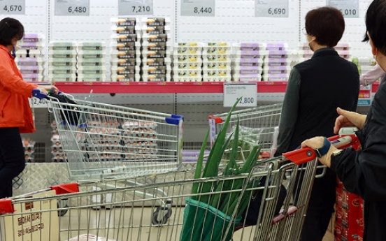 Inflation growth hits over 2% for 3rd straight month in June