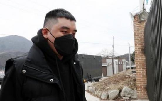 [Newsmaker] Prosecutors seek 5-yr prison term for disgraced K-pop star Seungri in sex, gambling scandal