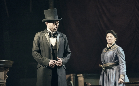 [Herald Review] Puccini's Wild West opera makes debut in Korea