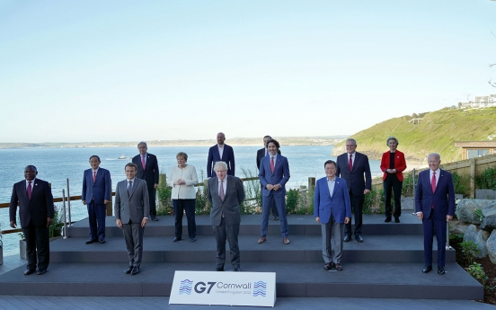 Moon's Europe trip ushers Korean diplomacy into new era