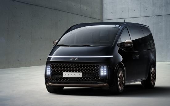 Hyundai to sell Staria minivan in Thailand this week