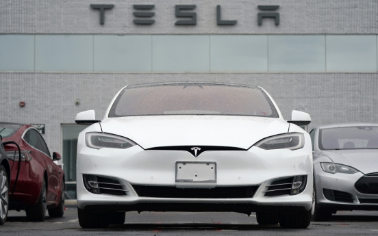 Tesla, Apple, AMC most bought foreign stocks among Koreans in H1