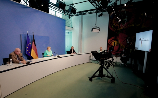Merkel's party readies campaign to keep Germany's top office