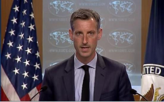 US, Chinese envoys for N. Korea hold phone talks: State Dept.