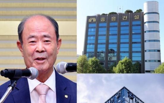 [Newsmaker] Self-made man behind Jungheung's surprise bid for Daewoo
